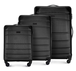 Luggage set, black, 56-3A-65S-10, Photo 1