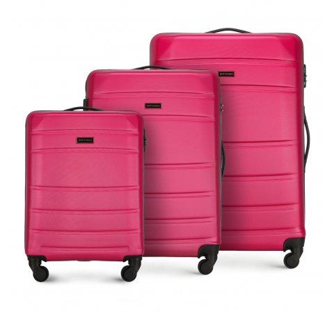 Комплект чемоданов 56-3A-65S-34