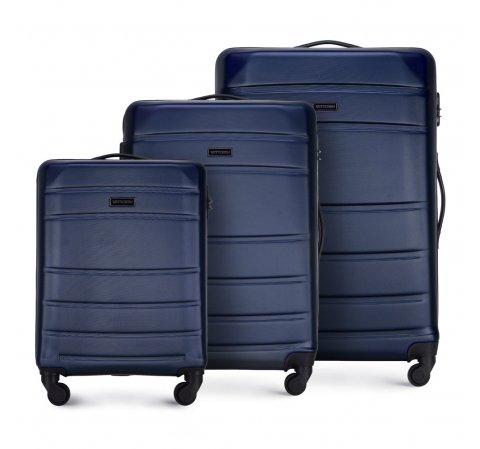 Комплект чемоданов 56-3A-65S-90