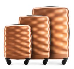 Zestaw walizek, miedziany, 56-3H-56S-60, Zdjęcie 1