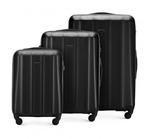 Комплект чемоданов 56-3P-11S-10