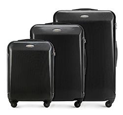 Zestaw walizek, czarny, 56-3P-97S-10, Zdjęcie 1