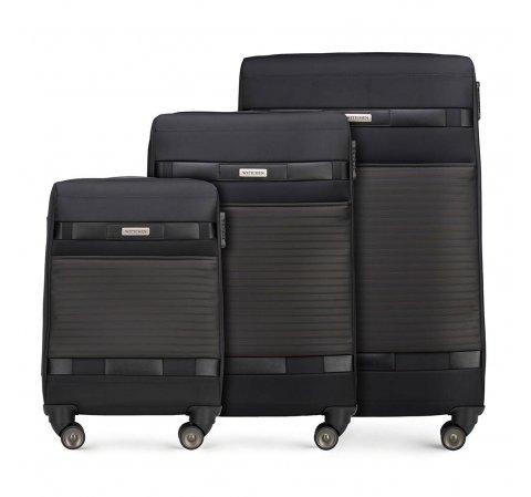 Комплект чемоданов 56-3S-55S-10