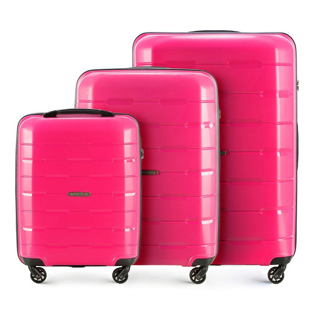 Комплект чемоданов Wittchen фото