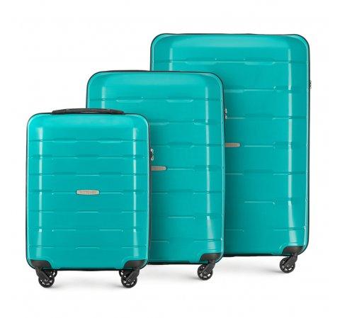 Комплект чемоданов 56-3T-72S-85