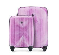 Zestaw walizek, fioletowy, 56-3T-74S-66, Zdjęcie 1
