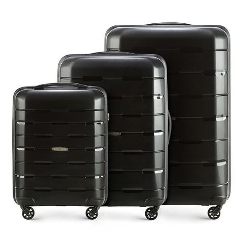 Комплект чемоданов Wittchen 56-3T-72S-10