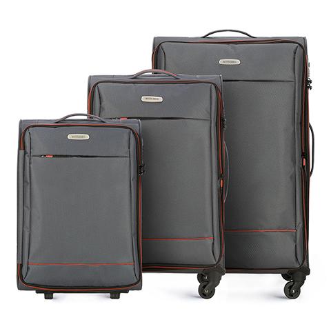 Комплект чемоданов Wittchen 56-3S-46S-00