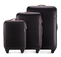 Luggage set, black, 56-3-61S-10, Photo 1