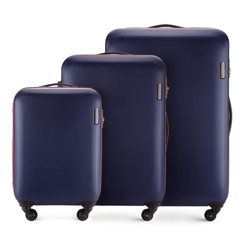 Комплект чемоданов Wittchen 56-3-61S-90