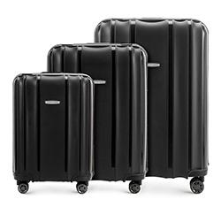 Zestaw walizek, czarny, 56-3T-73S-10, Zdjęcie 1