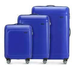 Комплект чемоданов Wittchen 56-3H-51S-95, синий 56-3H-51S-95