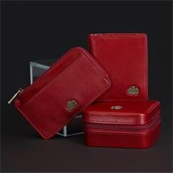 Credit card case, red, 10-2-291-3L, Photo 1