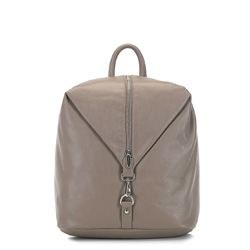 Backpack, dark beige, 91-4E-303-9, Photo 1