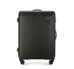 Medium suitcase, black, 56-3A-622-10, Photo 1