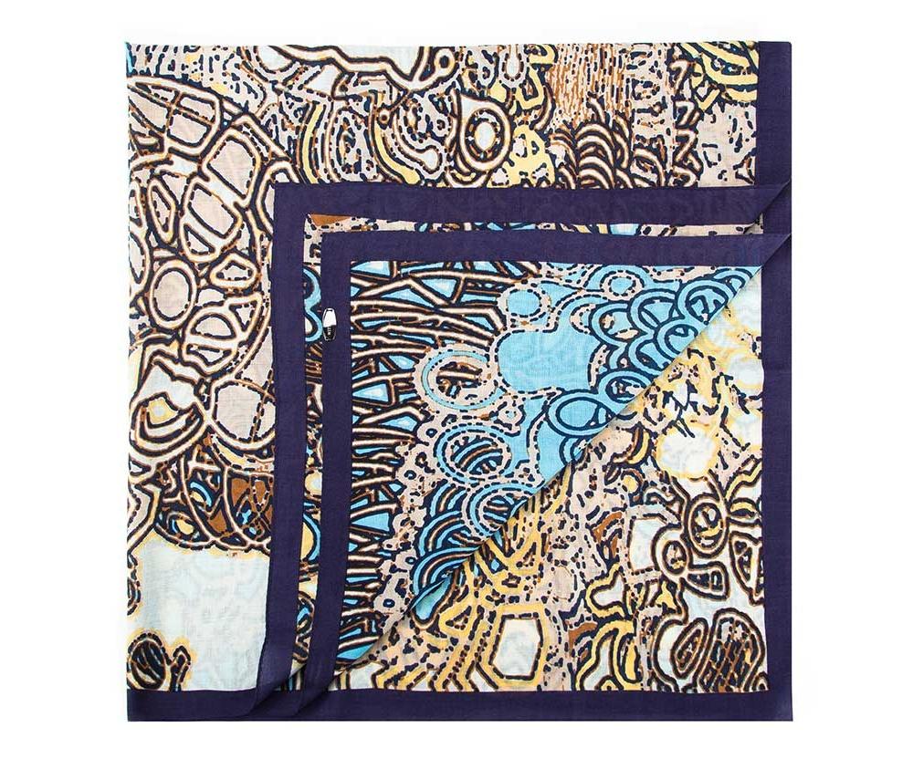 Платок женскийШарф женский. Сделан из шерстяного волокна — этот мягкий материал, который обладает дышащими свойствами, очень приятный на ощупь. Отличный вариант для вечера. Такой шарф никогда не будет лишним в гардеробе и придаст образу совершенно новый вид.<br><br>секс: женщина<br>Цвет: разноцветный<br>материал:: Шерсть