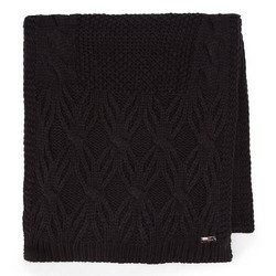 Women's scarf, black, 87-7F-027-1, Photo 1