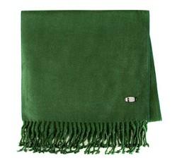 Szal damski, zielony, 85-7D-X05-Z, Zdjęcie 1