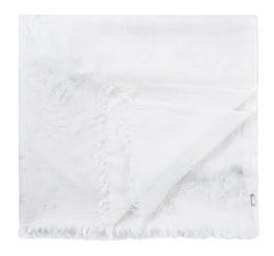 Szal damski, biały, 84-7D-X03-0, Zdjęcie 1