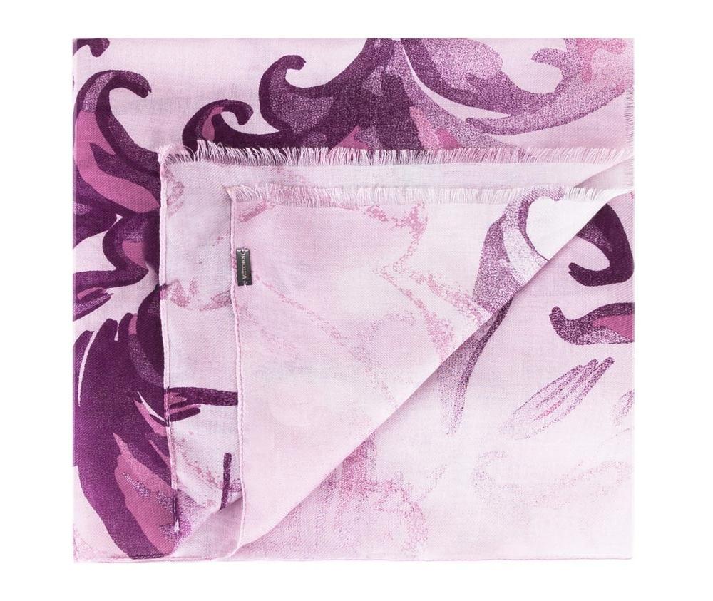 Шарф женскийШарф женский выполнен из вискозы. Приятный на ощупь, мягкий материал  хорошо пропускают воздух. Отличное решение для вечернего выхода.<br><br>секс: женщина<br>Цвет: розовый<br>материал:: Вискоза<br>ширина (см):: 28