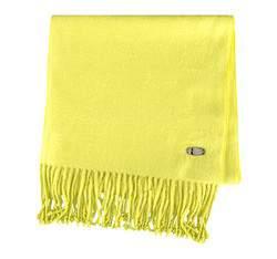 Szal damski, żółty, 81-7D-X03-017, Zdjęcie 1