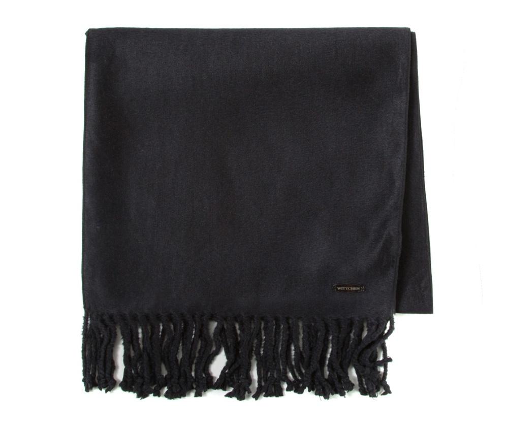 Шарф женскийШарф женский выполнен из бамбукового волокна.Этот материал отлично ложится, сохраняет тепло и приятен на ощупь. Все это влияет на комфорт ношения, сохраняя при этом роскошный внешнего вида.<br><br>секс: женщина<br>Цвет: черный<br>материал:: Бамбуковое волокно