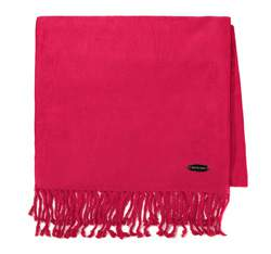 Women's scarf, pink, 83-7D-X40-2, Photo 1