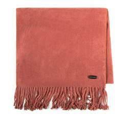 Women's scarf, brown, 83-7D-X40-5, Photo 1