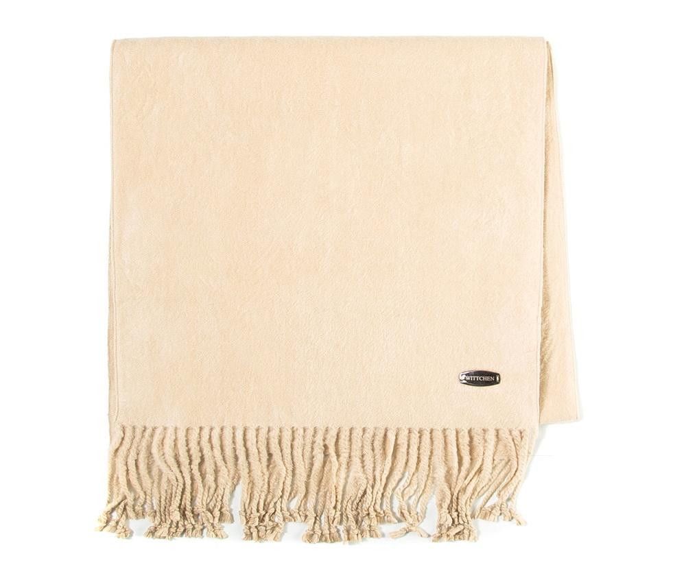 Шарф женскийШарф женский выполнен из бамбукового волокна.Этот материал отлично ложится, сохраняет тепло и приятен на ощупь. Все это влияет на комфорт ношения, сохраняя при этом роскошный внешнего вида.<br><br>секс: женщина<br>Цвет: бежевый<br>материал:: Бамбуковое волокно