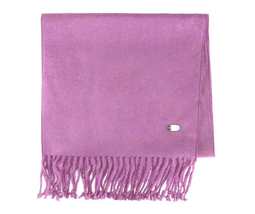 Шарф женский Wittchen 83-7D-X40-F, фиолетовыйШарф женский выполнен из бамбукового волокна.Этот материал отлично ложится, сохраняет тепло и приятен на ощупь. Все это влияет на комфорт ношения, сохраняя при этом роскошный внешнего вида.<br><br>секс: женщина<br>Цвет: фиолетовый<br>материал:: Бамбуковое волокно<br>высота (см):: 168<br>ширина (см):: 31