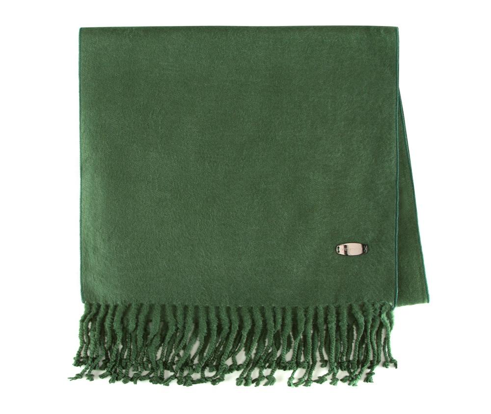 Шарф женскийШарф женский выполнен из бамбукового волокна.Этот материал отлично ложится, сохраняет тепло и приятен на ощупь. Все это влияет на комфорт ношения, сохраняя при этом роскошный внешнего вида.<br><br>секс: женщина<br>Цвет: зеленый<br>материал:: Бамбуковое волокно