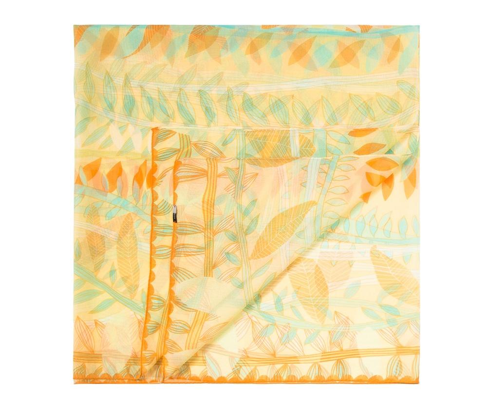 Платок женскийЖенская шаль выполнена из шелка с знаком наивысшего качества King Silk. Воздушный материал в сочетании с множеством разнообразных цветов делают эту модель, несомненно, привлекательной.<br><br>секс: женщина<br>Цвет: разноцветный<br>материал:: Шелк<br>высота (см):: 170<br>ширина (см):: 52
