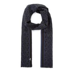 Men's thin scarf, , 91-7M-X06-X2, Photo 1