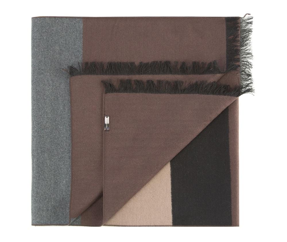 Шарф мужской Wittchen 83-7M-S40-X1, коричневыйМужской шарф  из шелка с знаком наивысшего качества King Silk.Благородный материал обеспечивает комфорт и делает мужской образ более изящным и привлекательным.<br><br>секс: мужчина<br>Цвет: коричневый<br>материал:: Шелк<br>высота (см):: 178<br>ширина (см):: 31
