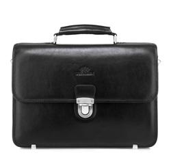 Кожаный портфель 82-3-806-1R