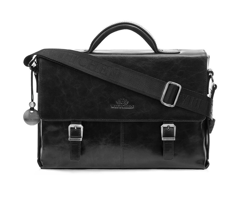 Купить Сумка для ноутбука Wittchen 84-3U-306-1, черный, Германия