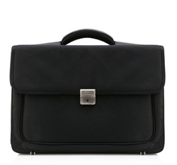 Briefcase, black, 29-3-021-1, Photo 1