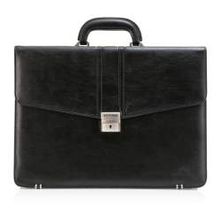 Briefcase, black, 29-3-023-1, Photo 1