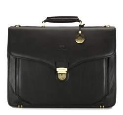 Briefcase, black, 02-3-012-1, Photo 1