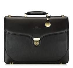 Briefcase, black, 02-3-015-1, Photo 1