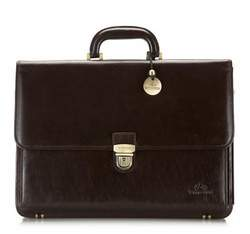 Briefcase, brown, 21-3-025-4, Photo 1