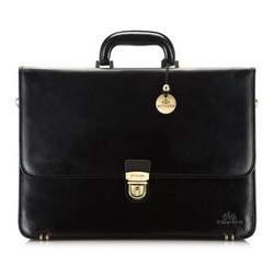 Briefcase, black, 21-3-026-1, Photo 1