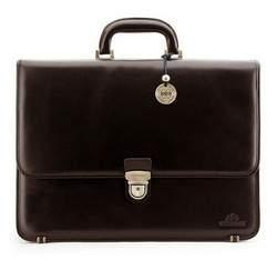 Briefcase, brown, 21-3-026-4, Photo 1