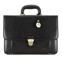 Briefcase, black, 21-3-027-1, Photo 1