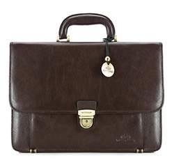 Briefcase, brown, 21-3-027-4, Photo 1