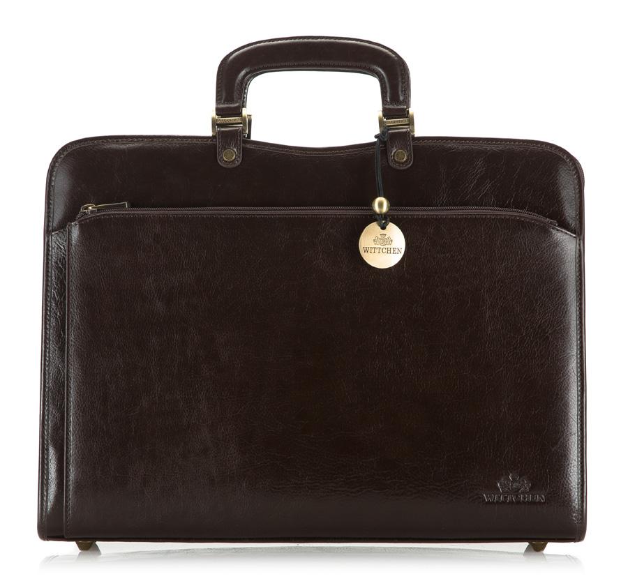 Luxusná pánska taška z kolekcie Italy.