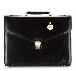 Briefcase, black, 21-3-143-1, Photo 1