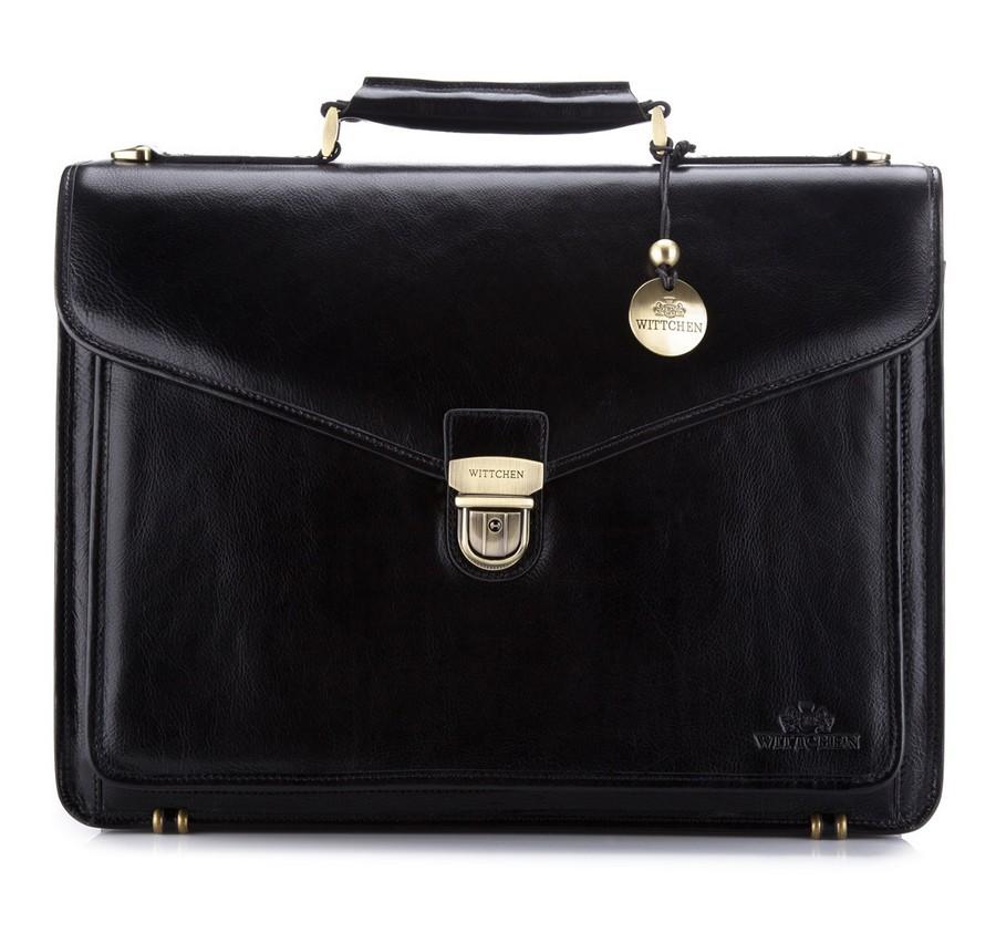 Luxusná kožená taška
