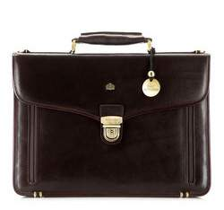 Briefcase, brown, 10-3-010-4, Photo 1