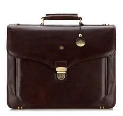 Портфель Wittchen 10-3-012-4, коричневый 10-3-012-4